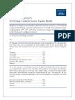Colorado Xcel Energy Customer Survey Topline Results 072618 - T10-T12