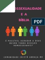 Homossexualidade e a Bíblia