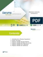 TIQAL - Mejoras Daruma Experience Vr.3.299