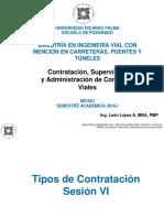 Sesion7 - Tipo de Contratos - Negociacion