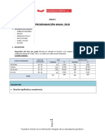 Formato de Programación 2018-Ponencia