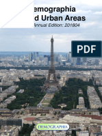 Demographia World Urban Areas 14th Annual Edition