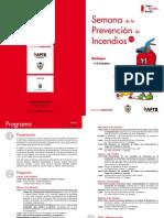 Programa Semana de La Prevencion