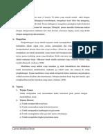 laporan mspm modifikasi