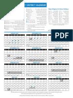 bps calendar sy19