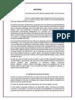 Resumen Salud Publica en El Ecuador