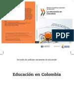 La educación en Colombia.pdf