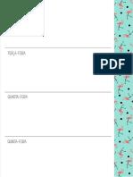Planner Insert Flamingo A5 Semanal.pdf