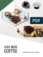 Cold Coffee Concept Brochure 2016 En