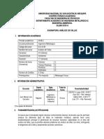 Silabo Analisi de fallas 2018-I.docx