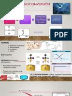 Procesos de bioconversión