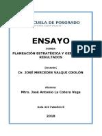 Ensayo Enfoques de la Planificación Estratégica.docx