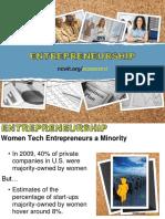 EntrepreneurshipandWomen.ppt