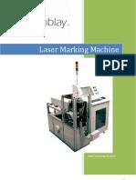 Inblay Laser Marking Machine Specs