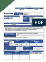 Formato Modelo de Contrato v1 Para Rodp