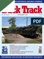 Backtrack - September 2016