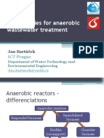 Anaerobic WWT - Technology