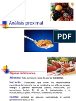 ANALISIS PROXIMALES