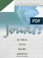 Jonas El Libro Visto Desde Adentro. DAVIDSON JO ANN