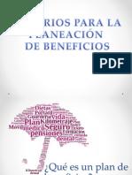 Criterios Para La Planeacion de Beneficios