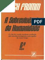 Analise Do Homem - Erich Fromm