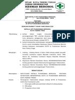 4.2.6.Ep5 Sop Penanganan Keluhan Dan Umpan Balik Keluhan Bkti Pelaksanaan Dan Tindak Lanjut Keluhan