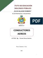 Conductores Aereos