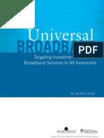 Universal Broadband