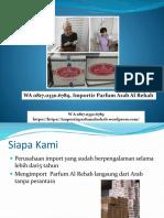WA 0817.0330.6789, Harga Parfum arab pria Al Rehab Kirim ke Banda Aceh