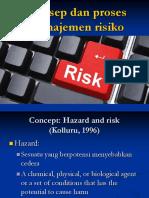4. Konsep Dasar Manajemen Risiko Lala