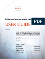 DSS user guide
