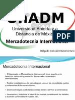 Mercadotecnia Internacional UnADM