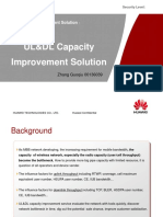 UMTS UL&DL Capacity Improvement Solution_V1R2.0