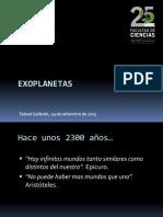 Exo Planet as t Gallardo 2015