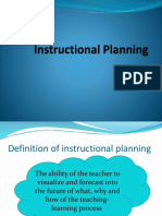 m4 Assignment Instructional Planning 1