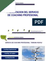 Presentacion Servicio Coaching