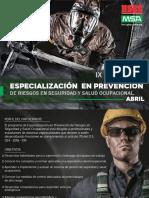 Brochure Programa de Prevencionistas ABRIL 2018 II