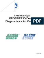 PROFINET IO Device Diagnostics Overview1