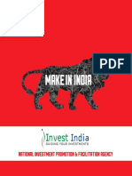 Invest India Brochure