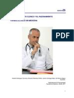 025. El Razonamiento Clinico y El Razonamiento Farmacologico en Medicina