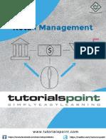 Retail Management Tutorial