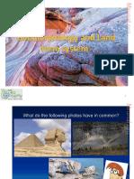 KVG P3 Geomorphic Process Landforms Weathering Erosion