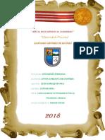 Poligonal Abierta Informe