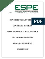 g2 Chicaiza Castro Katherine Realidad Nacional y Geopolitica