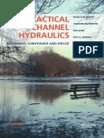 Practical channel hydaulics