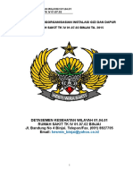 Pengorganisasian Unit Gizi Binjai