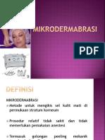 Mikrodermabrasi Tanti.ppt