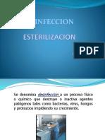 11.2 Esterilizacion y Desinfección