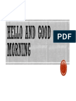 Hello and good morning.pptx
