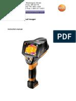 Hướng dẫn sử dụng camera nhiệt Testo 875i 1
